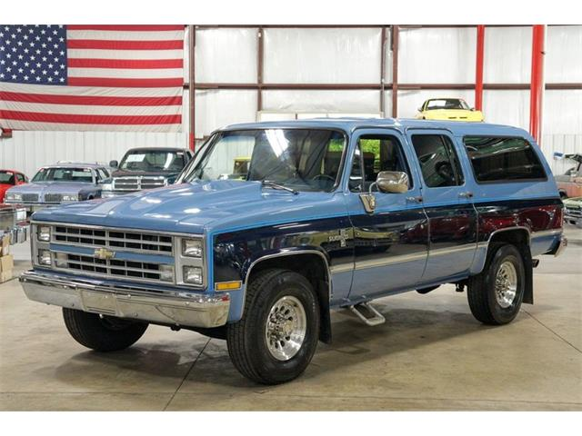 1987 Chevrolet Suburban (CC-1506415) for sale in Kentwood, Michigan