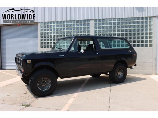 1980 International Scout (CC-1506420) for sale in Denver , Colorado