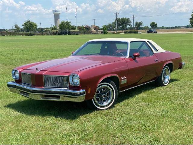 1975 Oldsmobile Cutlass (CC-1506426) for sale in Cadillac, Michigan