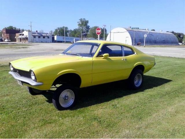 1971 Ford Maverick (CC-1506428) for sale in Cadillac, Michigan