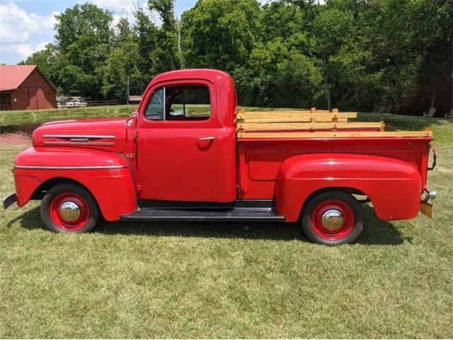 1948 Mercury Pickup (CC-1506448) for sale in Cadillac, Michigan