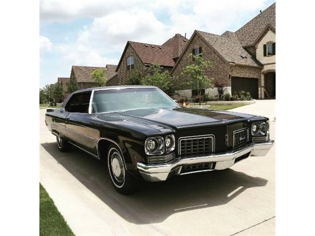 1972 Oldsmobile 98 (CC-1506450) for sale in Cadillac, Michigan