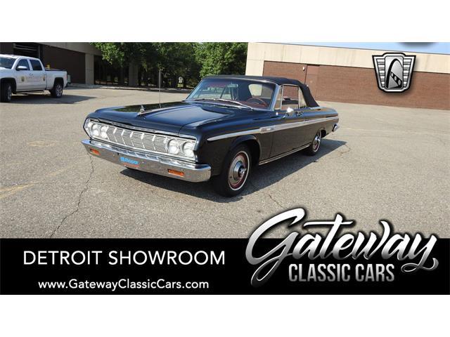 1964 Plymouth Sport Fury (CC-1506457) for sale in O'Fallon, Illinois