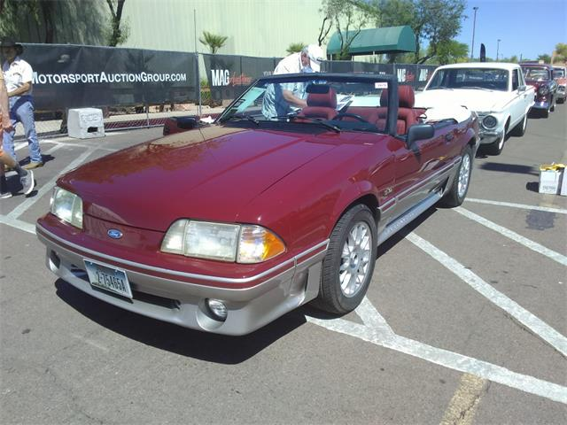 1989 Ford Mustang GT (CC-1506463) for sale in Reno, Nevada