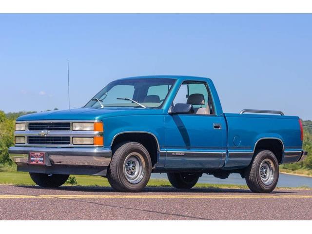 1998 Chevrolet C/K 1500 (CC-1506472) for sale in St. Louis, Missouri