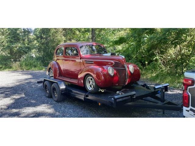 1939 Ford Sedan (CC-1506477) for sale in Cadillac, Michigan