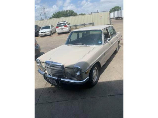 1972 Mercedes-Benz 220D (CC-1506478) for sale in Cadillac, Michigan