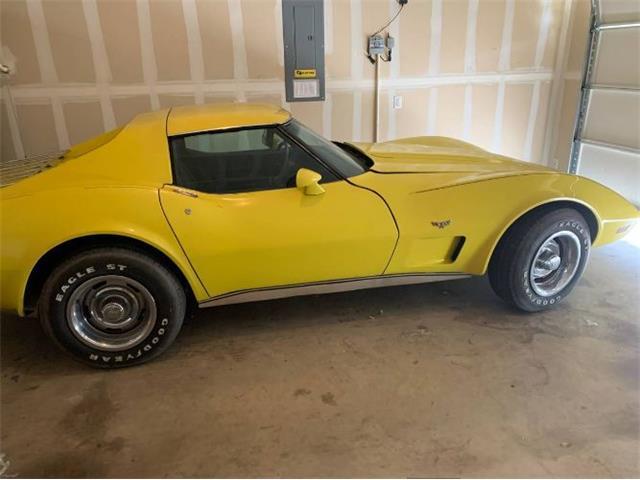 1977 Chevrolet Corvette (CC-1506495) for sale in Cadillac, Michigan