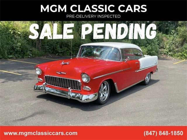 1955 Chevrolet Bel Air (CC-1506502) for sale in Addison, Illinois