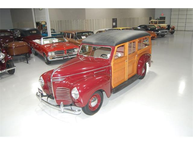 1940 Plymouth Deluxe (CC-1506503) for sale in Rogers, Minnesota