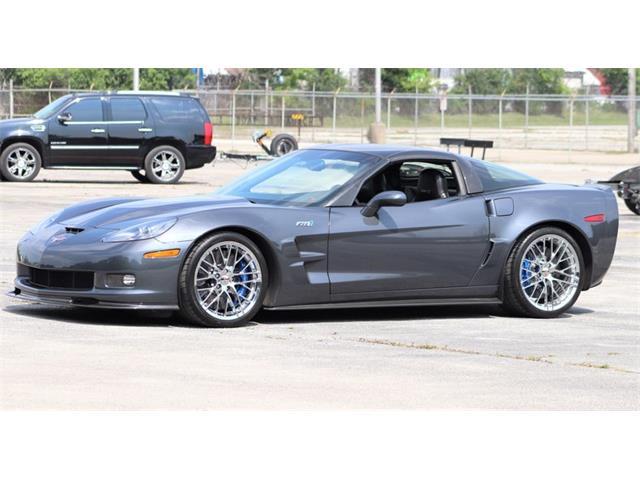 2010 Chevrolet Corvette (CC-1506515) for sale in Alsip, Illinois