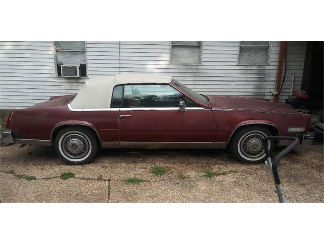 1985 Cadillac Eldorado (CC-1506516) for sale in Cadillac, Michigan