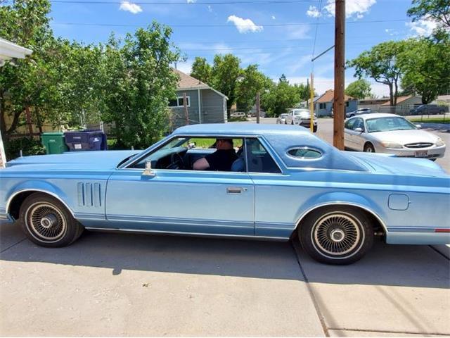 1978 Lincoln Mark V (CC-1506521) for sale in Cadillac, Michigan