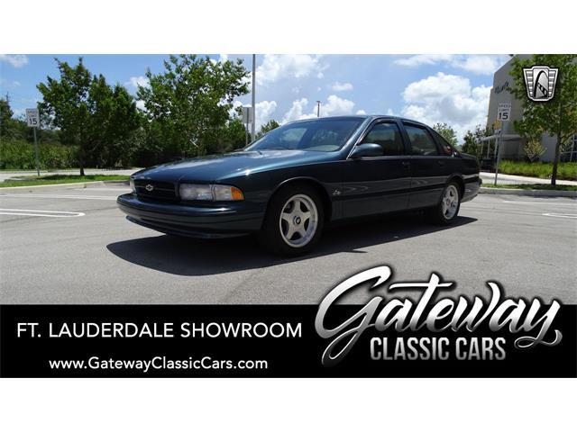 1996 Chevrolet Impala (CC-1506523) for sale in O'Fallon, Illinois
