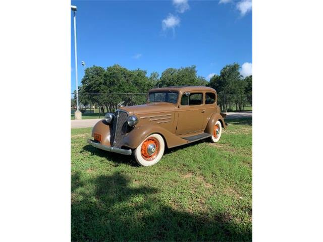 1934 Chevrolet Sedan (CC-1506524) for sale in Cadillac, Michigan