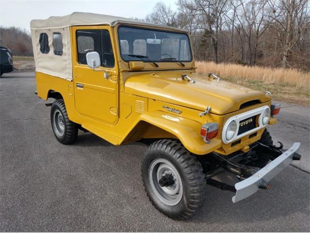 1976 Toyota Land Cruiser FJ (CC-1506528) for sale in Cadillac, Michigan