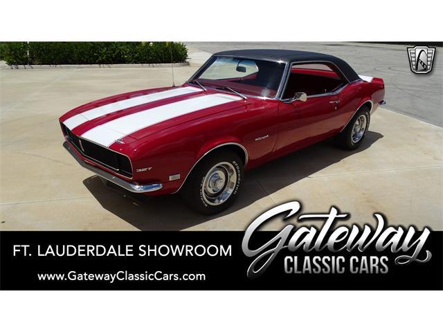 1968 Chevrolet Camaro (CC-1506530) for sale in O'Fallon, Illinois