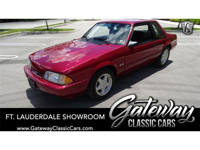 1993 Ford Mustang (CC-1506542) for sale in O'Fallon, Illinois