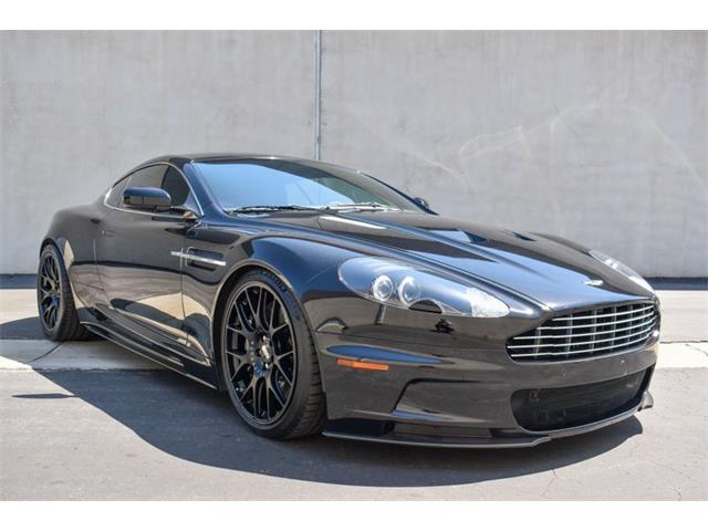 2009 Aston Martin DBS (CC-1506562) for sale in Costa Mesa, California