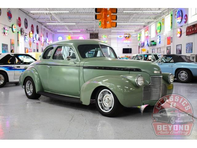 1940 Chevrolet Sedan (CC-1506569) for sale in Wayne, Michigan