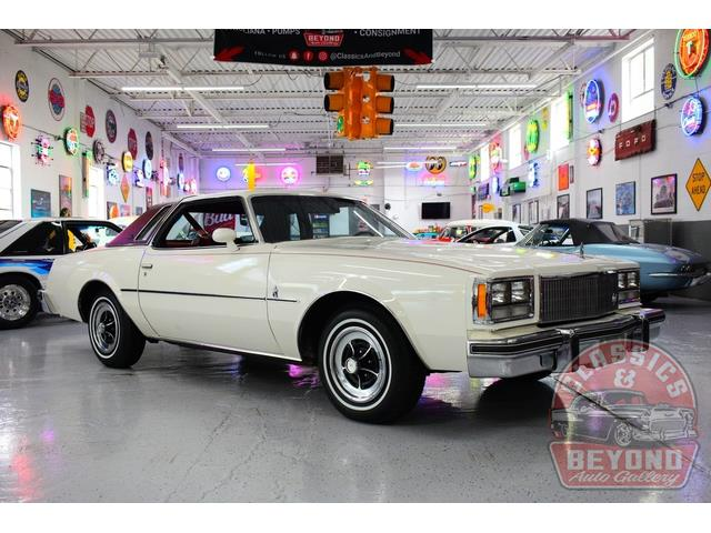 1976 Buick Regal (CC-1506572) for sale in Wayne, Michigan