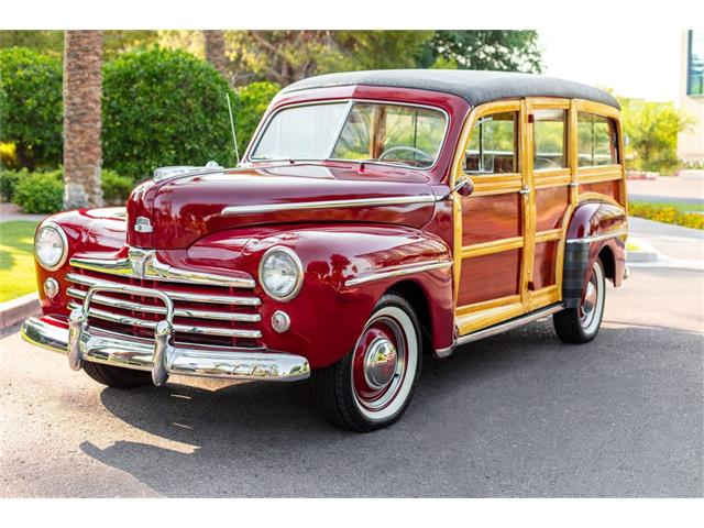 1948 Ford Woody Wagon (CC-1506585) for sale in Scottsdale, Arizona