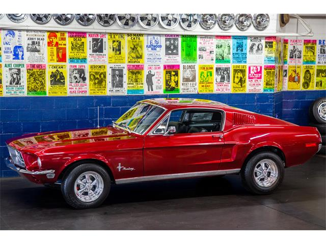 1968 Ford Mustang (CC-1506594) for sale in Des Moines, Iowa