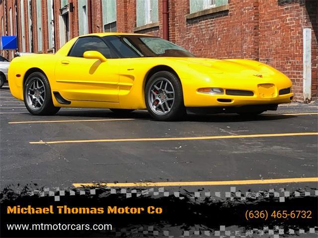 2001 Chevrolet Corvette (CC-1506606) for sale in Saint Charles, Missouri