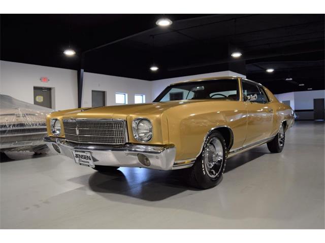1970 Chevrolet Monte Carlo (CC-1506628) for sale in Sioux City, Iowa
