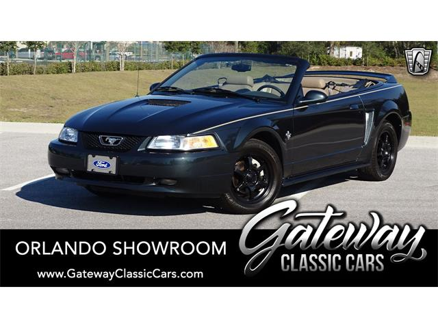 1999 Ford Mustang (CC-1506632) for sale in O'Fallon, Illinois