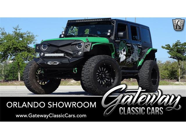 2011 Jeep Wrangler (CC-1506640) for sale in O'Fallon, Illinois