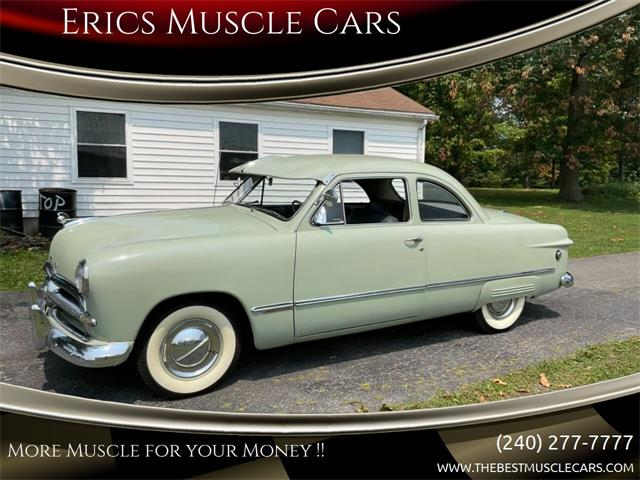 1949 Ford Custom (CC-1506643) for sale in Clarksburg, Maryland