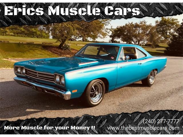 1969 Plymouth Road Runner (CC-1506645) for sale in Clarksburg, Maryland