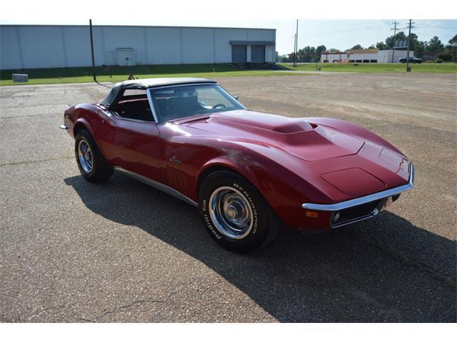 1969 Chevrolet Corvette (CC-1506647) for sale in Batesville, Mississippi