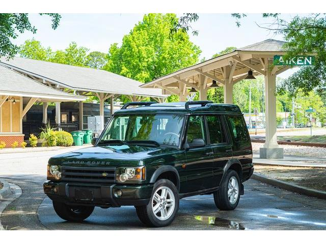 2004 Land Rover Discovery (CC-1506649) for sale in Aiken, South Carolina