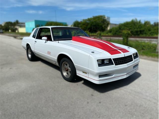 1984 Chevrolet Monte Carlo (CC-1506662) for sale in Delray Beach, Florida