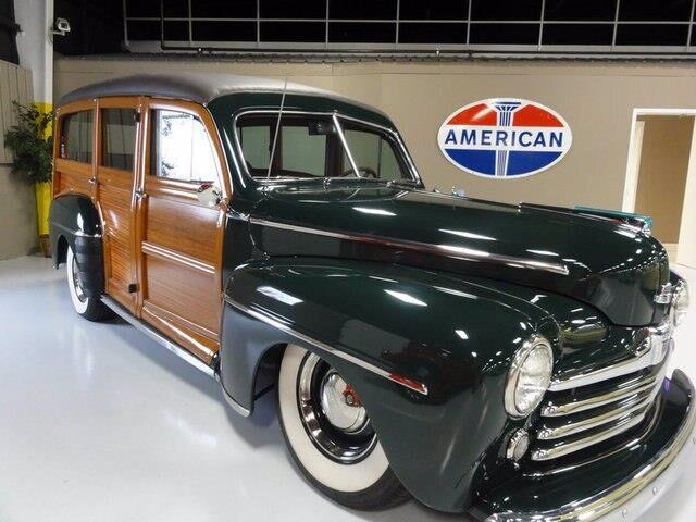 1948 Ford Woody Wagon (CC-1506679) for sale in Franklin, Tennessee