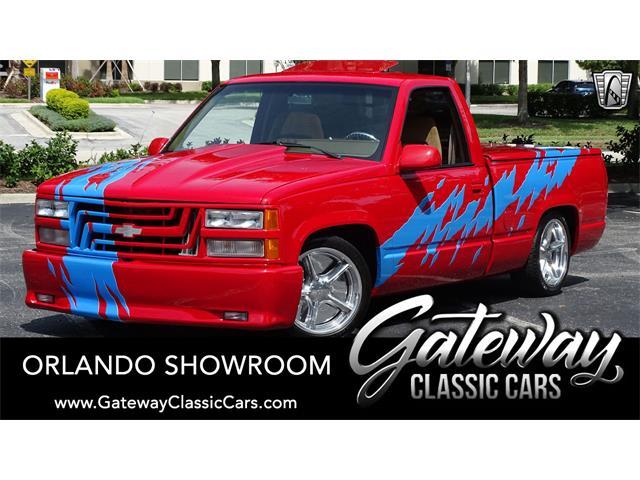 1993 Chevrolet 1500 (CC-1506692) for sale in O'Fallon, Illinois