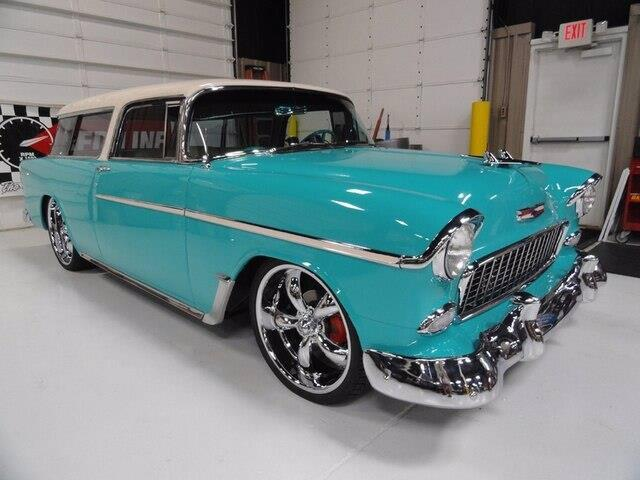 1955 Chevrolet Nomad (CC-1506705) for sale in Franklin, Tennessee