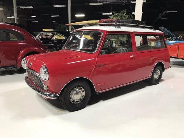 1966 Austin Mini (CC-1506706) for sale in Franklin, Tennessee