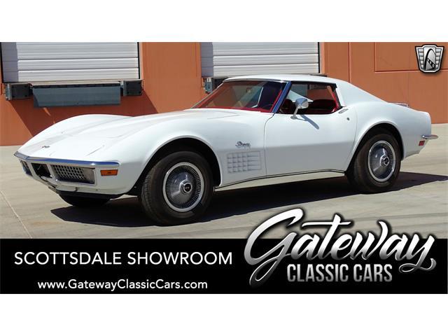 1971 Chevrolet Corvette (CC-1506732) for sale in O'Fallon, Illinois