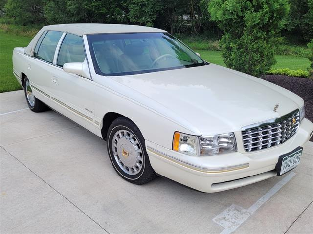 1999 Cadillac Sedan DeVille (CC-1506747) for sale in Warsaw, Indiana