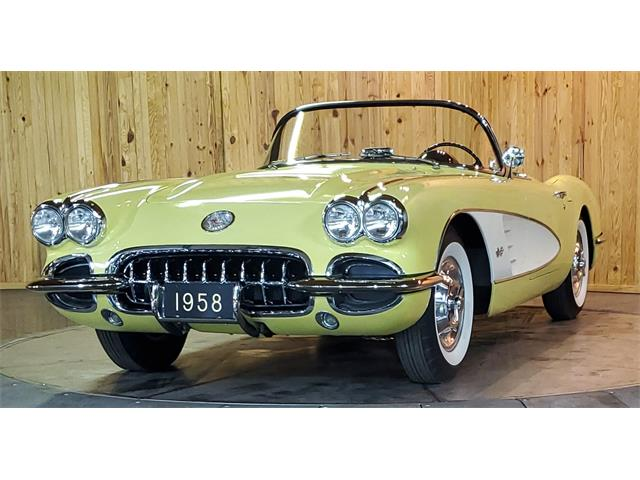 1958 Chevrolet Corvette (CC-1506753) for sale in Lebanon, Missouri