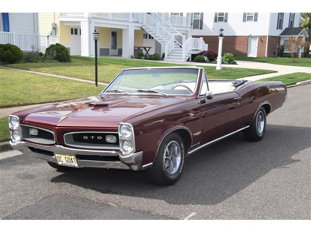 1966 Pontiac GTO (CC-1506770) for sale in Ocean City, New Jersey