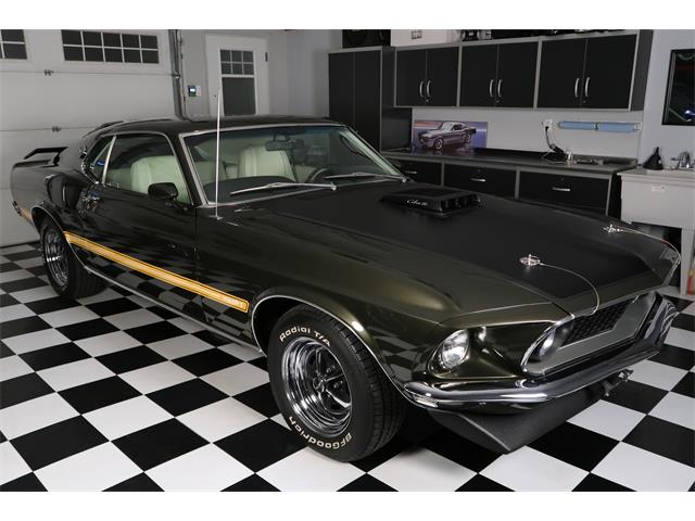 1969 Ford Mustang (CC-1506771) for sale in Laval, Quebec