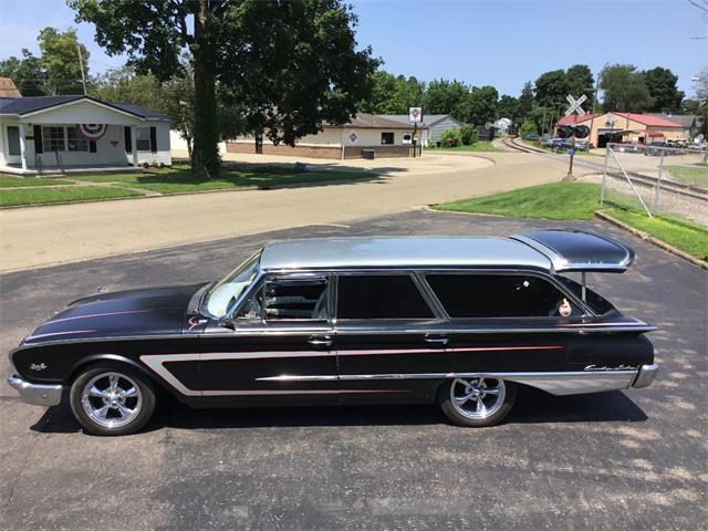 1960 Ford Country Sedan (CC-1506775) for sale in UTICA, Ohio