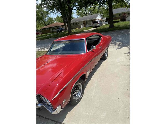 1969 Buick Skylark Custom (CC-1506778) for sale in Lansing, Illinois