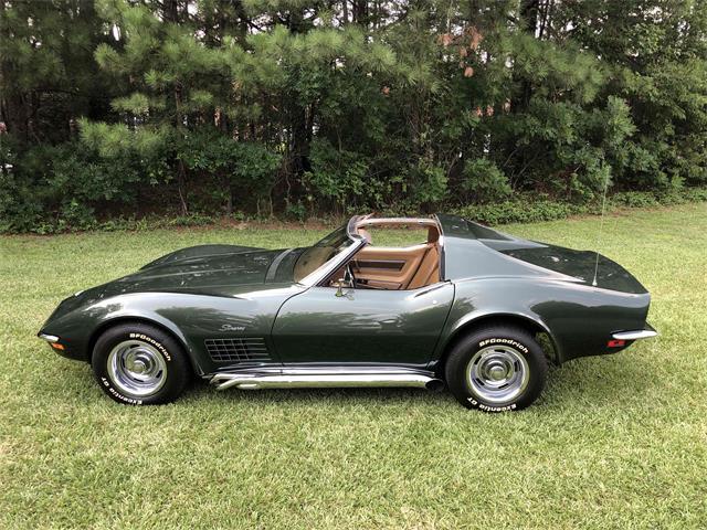 1970 Chevrolet Corvette (CC-1506790) for sale in Morrisville, North Carolina