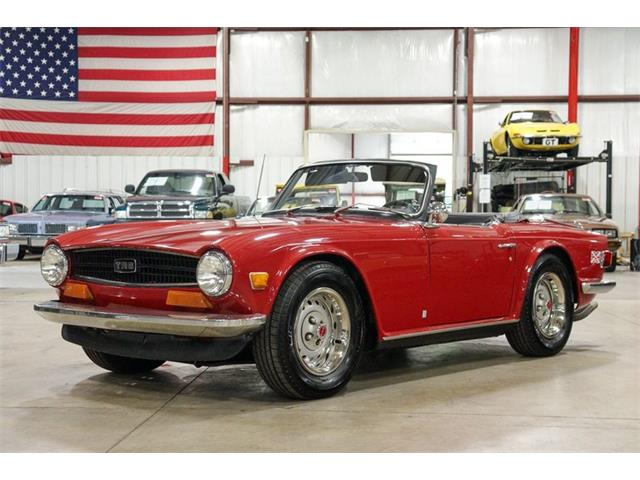 1973 Triumph TR6 (CC-1506809) for sale in Kentwood, Michigan