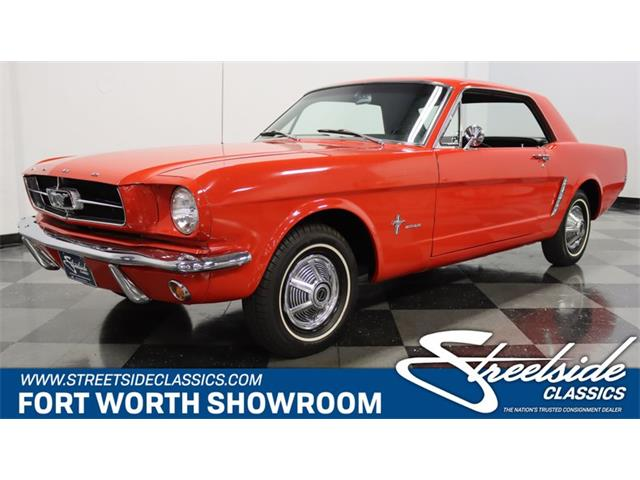 1965 Ford Mustang (CC-1506814) for sale in Ft Worth, Texas
